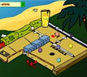 Hra Cartoon Cove Minigolf