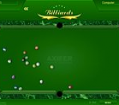 Hra Billiards