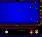 Hra Billiard Blitz 3