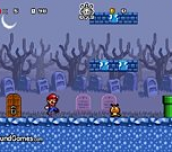 Hra Super Mario Ghost