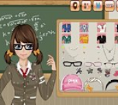 Hra School Girl Make Up