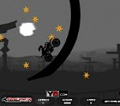 Hra Ninja Bike Stunts