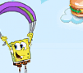 Hra SpongeBob Flying