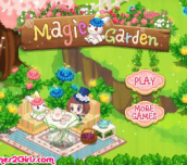 Hra Magic Garden