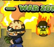 Hra Bomberman War Zone