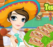 Hra Tessa Cooking Tacos